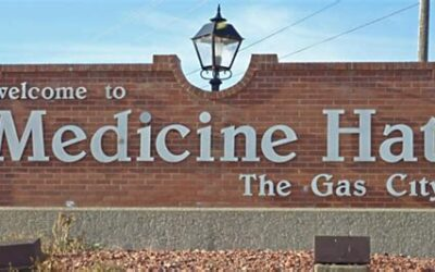 The Sunday Drive | Medicine Hat | Signs of the Times